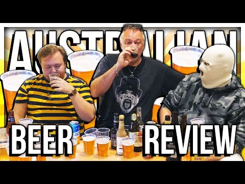 AUSTRALIAN BEER REVIEW