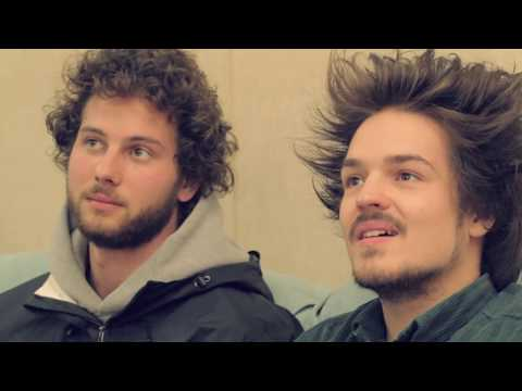 Milky Chance - 9 Fun Fact Interview with Milky Chance 2015