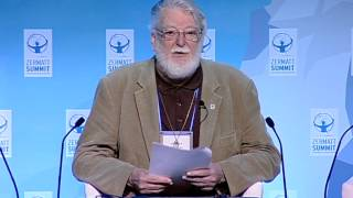 "Manfred Max-Neef, Father of ""Barefoot Economics"" - Keynote at Zermatt Summit 2012"