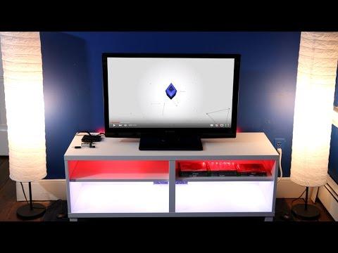 Ultimate Room Setup  Dope Lighting  TV Setup Improvements! Part 2