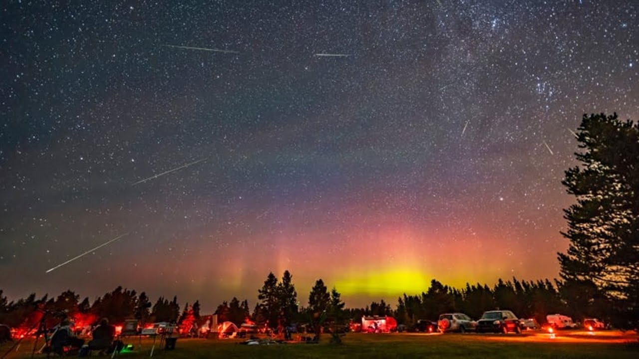 Here's the US weather forecast for the Perseid meteor shower's ...