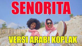 Gambar cover SENORITA VERSI ARAB!! KOCAK BEUD DAH!! l COVER - IKRAM AFRO (LYRIC)