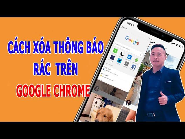 [Jack Yang Official] Cách xóa thông báo rác trên trình duyệt google chrome 2020 | Jack Yang Official