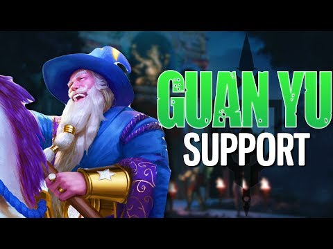 Smite: SPAM GUAN ABILITIES WITH MAXIMUM COOLDOWN!   Incon