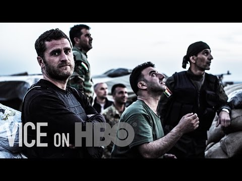 Fighting ISIS: Emmy-Nominated VICE on HBO (Full Episode)