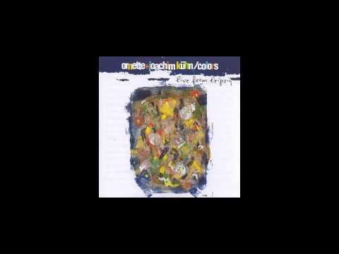 Ornette Coleman & Joachim Kühn – Colors (Live From Leipzig - 1996)