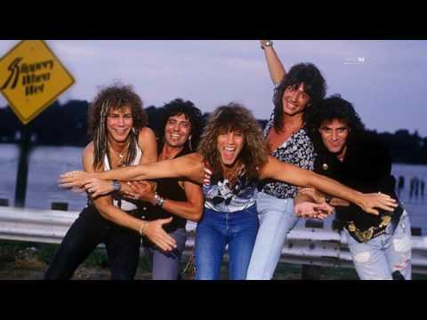 Bon Jovi - Slippery When Wet Pre-Production Demos (New Jersey 1986)