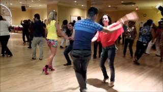 Brandon Carretero & Joanna, Others Social Dance At Mr. Mambo's Salsa Social
