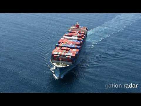 Kelvin Hughes Commercial Shipping Navigation Radar Series Video
