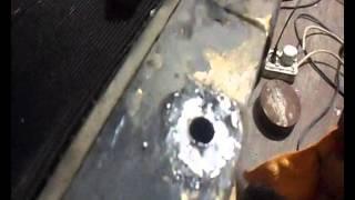 Пайка радиатора автомобиля(, 2015-10-18T19:10:42.000Z)