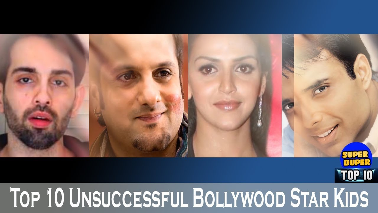 Download Top 10 Unsuccessful Bollywood Star Kids - HD Latest 2018