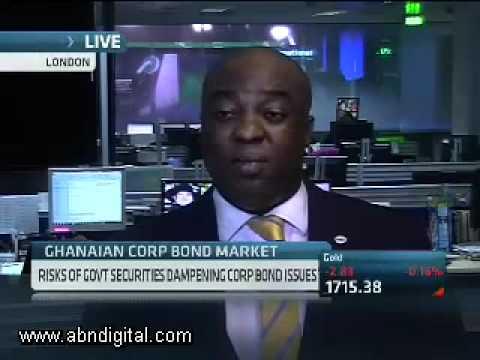 Ghana's Corporate Bond Market Plans with Kisseih Antonio