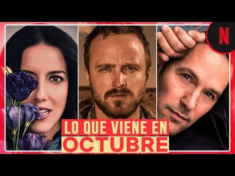Estrenos en Netflix Latinoamérica para Octubre 2019