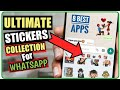 WhatsApp stickers: Best apps for Ultimate sticker collection
