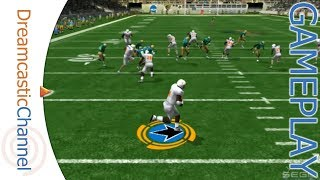 Game Night Highlights: NCAA College Football 2K2 | 1/16/2019 | Dreamcast Online Multiplayer
