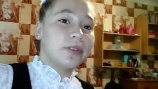 Vlog: 1сентября(Меня зовут Вика. Моя фомилия Максимова. Мне 12 лет. Я перешла в 6 класс Я монтирую видео в приложении Video shop..., 2016-09-01T15:03:38.000Z)
