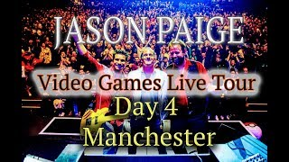 Jason Paige -  Games Live Tour - Day Four - Manchester