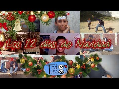 Los 12 días de Navidad | Todo Tieso
