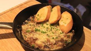 Caramelized Onion Canape