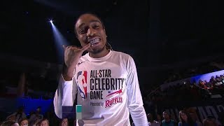 2019 NBA Celebrity Game - Introductions | 2019 NBA All-Star Weekend