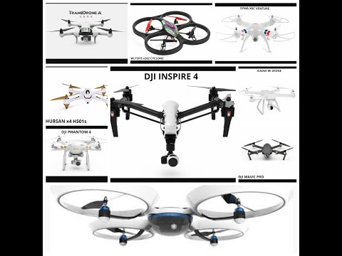TOP 5 DRONES UNDER $50!!