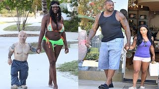 Most Unusual Couples In Unusual Relationships |