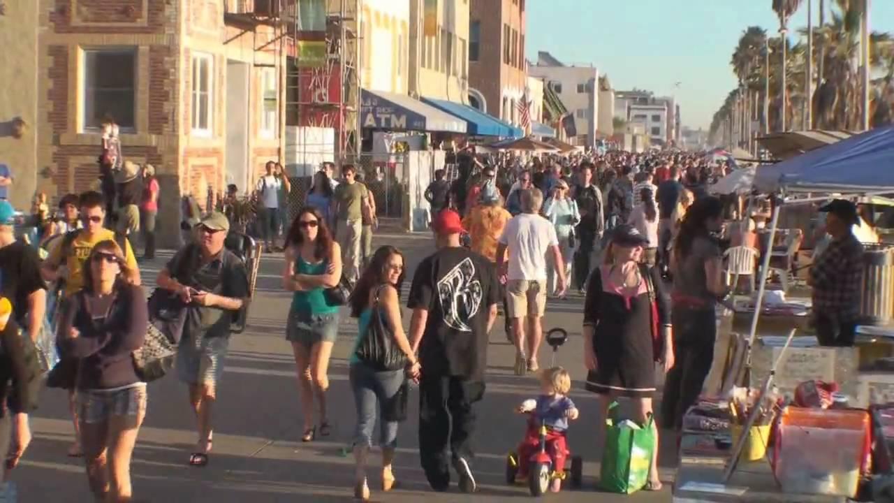 Venice Beach California You