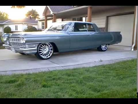 1964 Cadillac Coupe Deville - YouTube