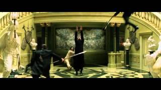 Боевая сцена # 2 - Матрица: Перезагрузка / 2003