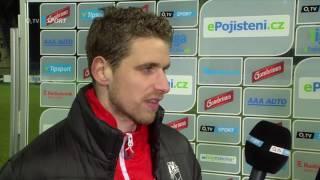 Rozhovor s Janem Kovaříkem  (Zlín - Plzeň 0:0)