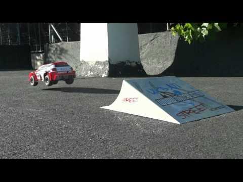 Ninco sport rally 1/14 RTR en acción: Prueba de coche radiocontrol electrico Ninco4Rc