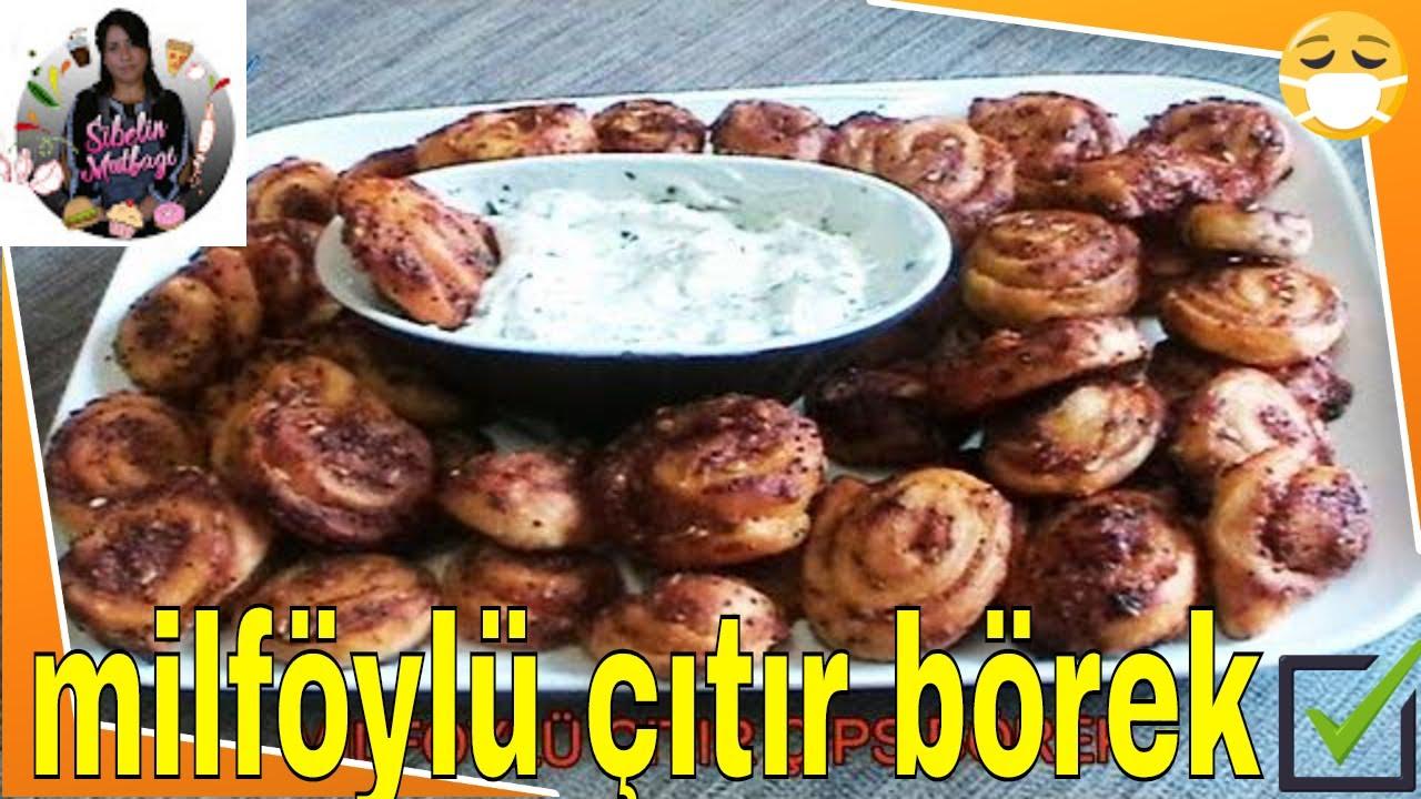 Şişte Milföy Köfte Tarifi