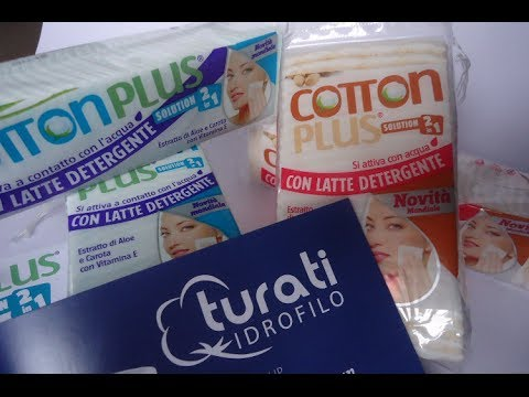 Review Cotton plus solution 2 in 1