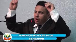 Giuvan Sousa Pronunciamento Sessão de Quixeré 06 Abril 2018