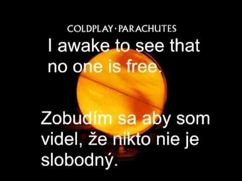 Coldplay - Spies lyrics a preklad