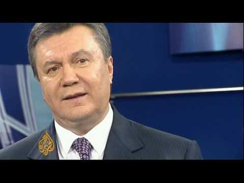 Ukraine votes for a new president