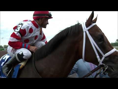 video thumbnail for MONMOUTH PARK 6-16-19 RACE 10 – TVG.COM PEGASUS STAKES