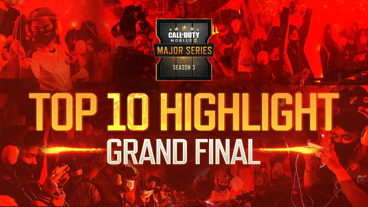 TOP 10 PLAY: Grand Final Major Series 3