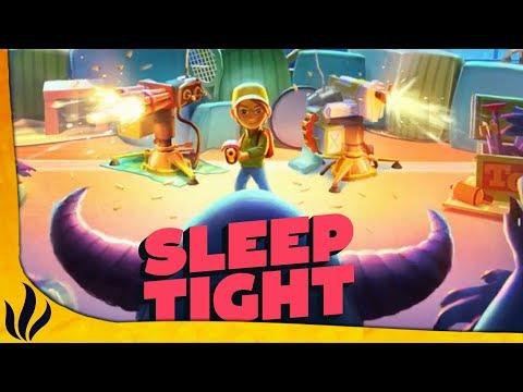 ON SE PRPARE LE JOUR POUR SURVIVRE LA NUIT ! (Sleep Tight #1)