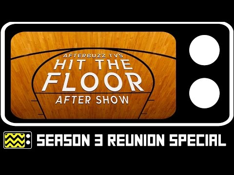Hit The Floor Season 3 Reunion & Discussion with the Cast | AfterBuzz TV