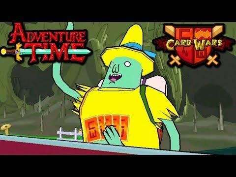 card-wars:-adventure-time-magic-man!-tournament-gem-episode-30-gameplay-walkthrough-android-ios-app