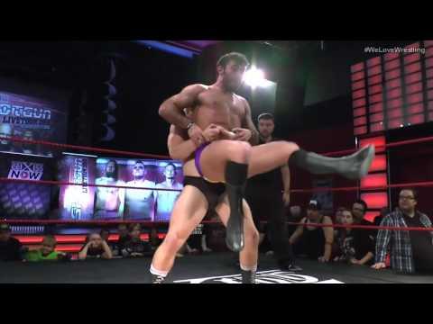 David Starr vs. Tyler Bate 19.11.2016 (wXw)