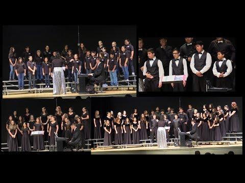 MHS Fall Choir Concert 2018
