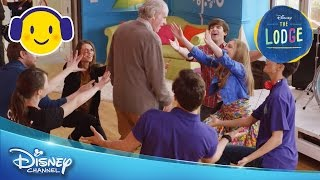 The Lodge   Never Let You Go   Official Disney Channel UK