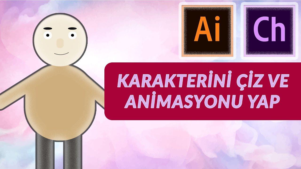 Animasyona Tasarımına Yönelik Karakter Tasarımı Nasıl Yapılır? Hoşgeldiniz