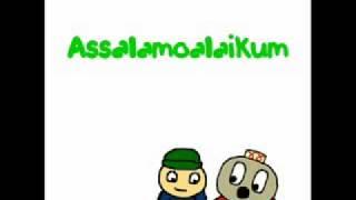 Abdul & Ishaan- Assalamoalaikum