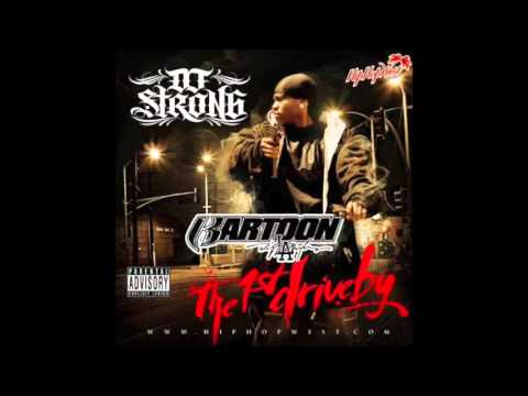 Download Kartoon - Gang Bang Capitol feat. Slim The Mobster, 40 Glocc - The 1st Driveby