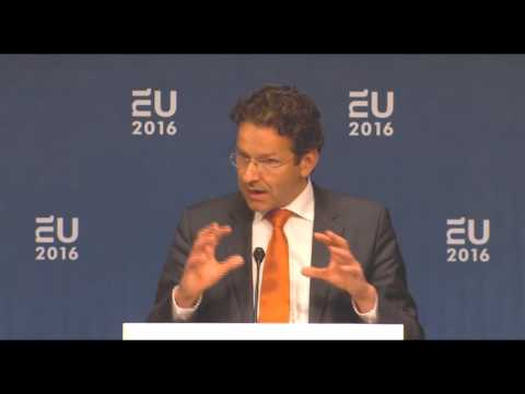 Eurogroup press conference -- 22/4/2016