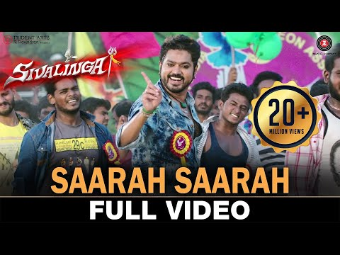Saarah Saarah - Full Video | Sivalinga |...
