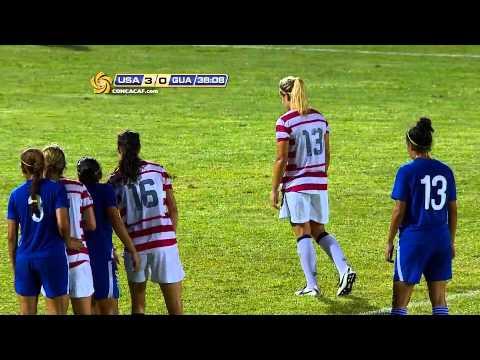 USA vs Guatemala Highlights
